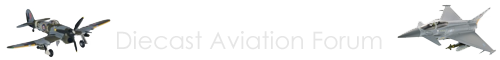 The Diecast Aviation Web Site and Forum - Powered by vBulletin